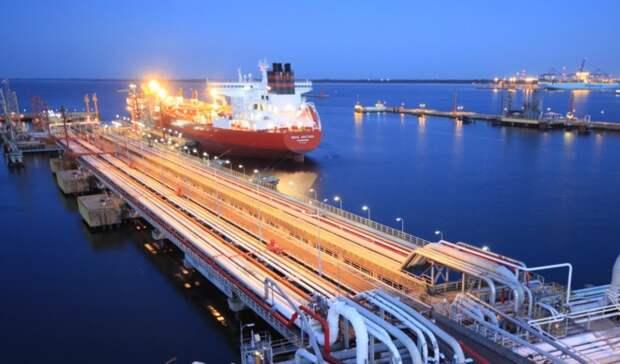 Польша меняет российский газ наамериканский