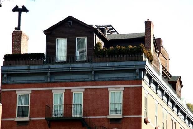 7. Усадьба в Нью-Йорке дом, интересное, подборка, факты
