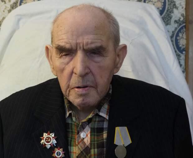 Лица Победы: Семён Шецен из Хорошёво-Мнёвников расписался на рейхстаге