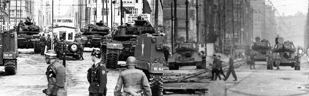Холодная война – время, когда пушки молчат