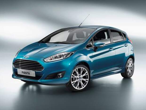Дорогое доступное: Ford Fiesta сделает шажок к премиуму