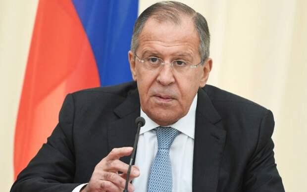 Лавров рассказал, как России «морочили голову» по ситуации с Навальным