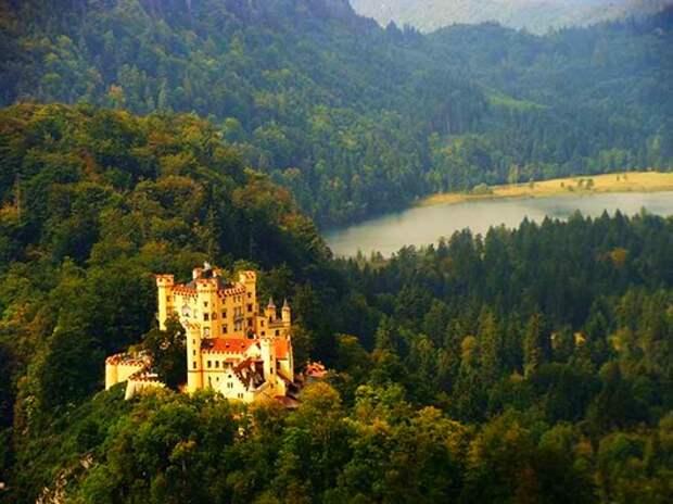Самые великолепные замки Германии
