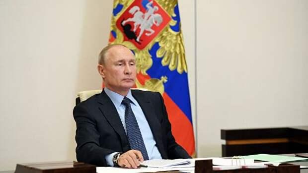 Путин допустил создание в России средств борьбы с гиперзвуковым оружием