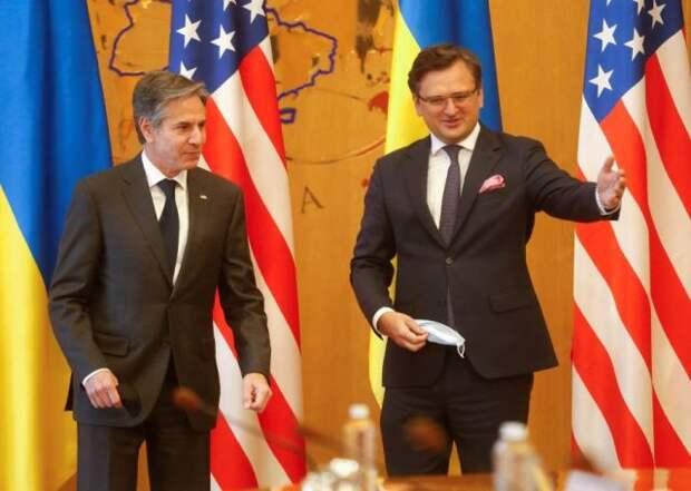Кулеба заявил о поддержке Украины со стороны США