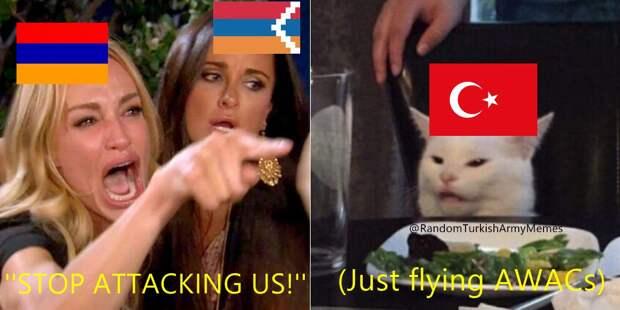 США, Франция и РФ призывают остановить войну в Карабахе