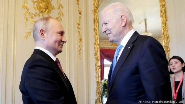 Встреча Путина и Байдена нанесла русофобской Польше огромную травму