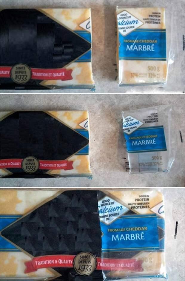Правильное использование упаковок