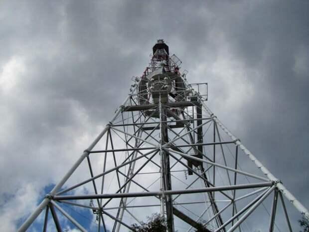 Первые телевизионные вышки могли передавать сигнал на незначительное расстояние / Фото: 1ua.com.ua
