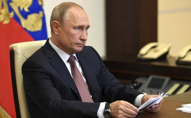 Путин утрёт нос обессилевшему Байдену