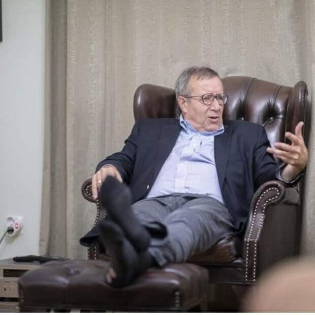 Депутат: Чтобы больше непришлось краснеть, давайте отменим пост президента вЭстонии