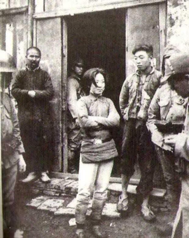 Китайская Зоя Космодемьянская
