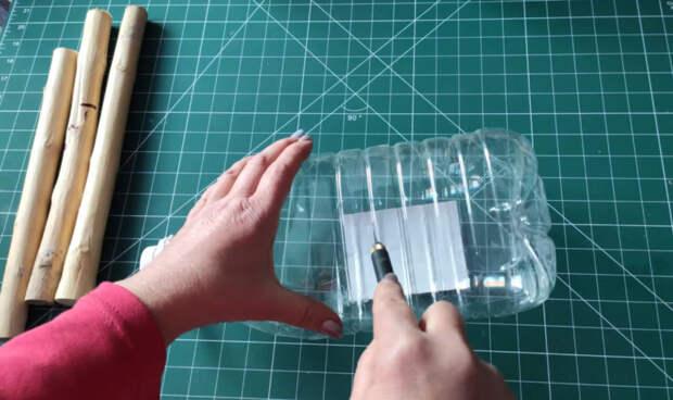 Только посмотрите, какую красоту можно сделать из пластиковой бутылки