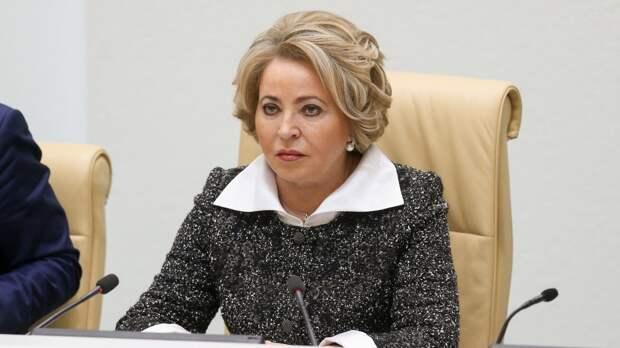 Матвиенко поблагодарила Рауля Кастро за сотрудничество Кубы с Россией
