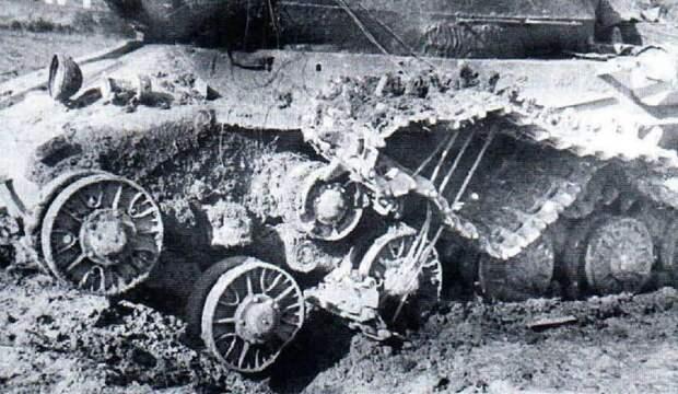Противотанковая мина — тихое и коварное оружие