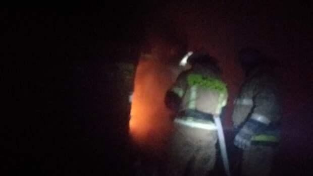 Два человека травмировали позвоночник при взрыве газа в Нижегородской области