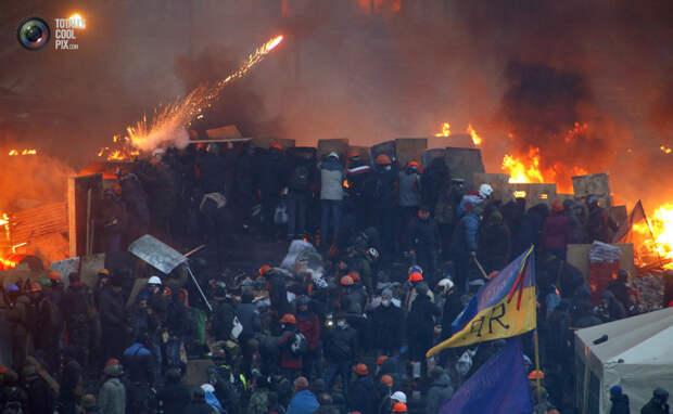 Ярая активистка Майдана после поездки в РФ осудила украинские СМИ за «ложь» о России