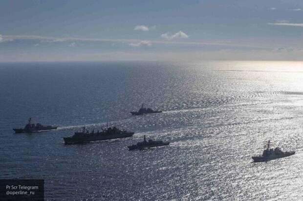 США сообщили о выходе катера Hamilton из Черного моря