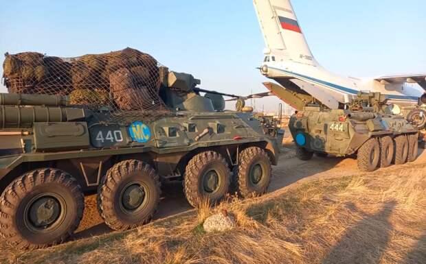 Путин убежден в безальтернативности договоренностей по Нагорному Карабаху