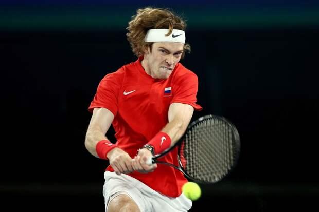 Рублев, Федерер и Тим выступят на турнире ATP 250 в Дохе
