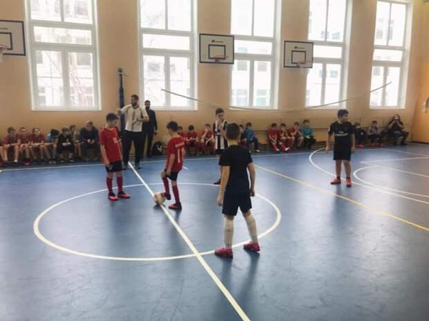 Футболисты из Марьина стали серебряными призерами окружных соревнований