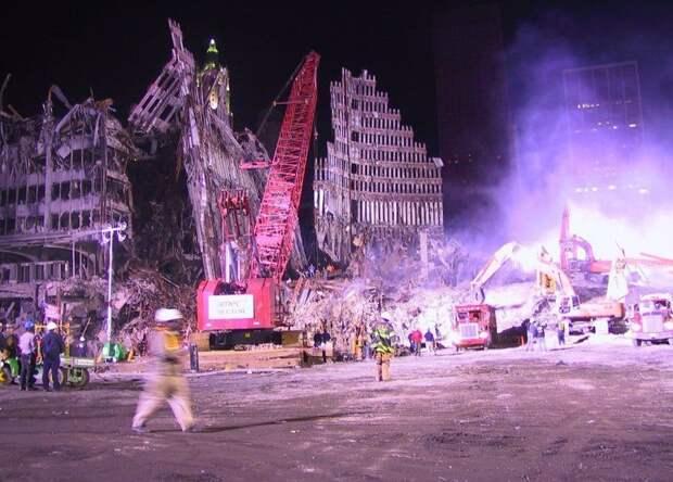 На барахолке в США нашли тысячи неизвестных снимков последствий теракта 11 сентября
