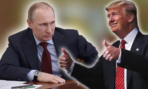 Песков рассказал о возможной встрече Путина и Трампа
