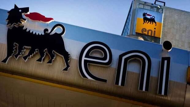 В28 раз сократилась чистая прибыль итальянской Eni за2019 год