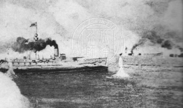 Битва при Ялу. Второе сражение броненосных эскадр XIX века (часть 2)