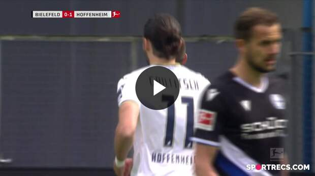 Arminia Bielefeld - Hoffenheim (1-1) - Maç Özeti - Bundesliga 2020/21