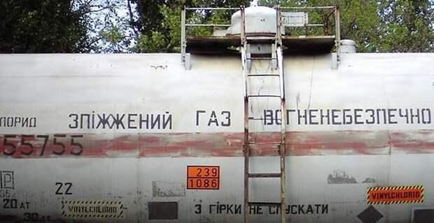Украина предложила «Газпрому» хранить газ на Украине, раз некуда девать