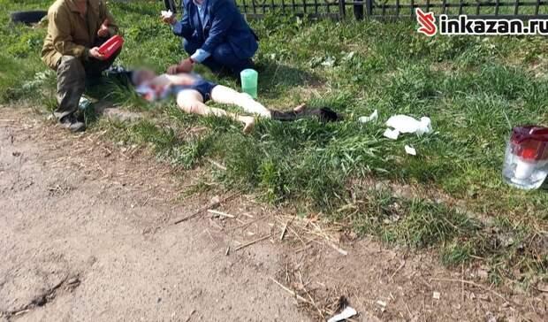 ВКазани неизвестные открыли стрельбу вшколе