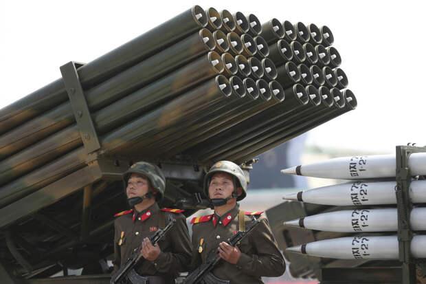 Северная Корея готовится нанести превентивные удары по США и Японии