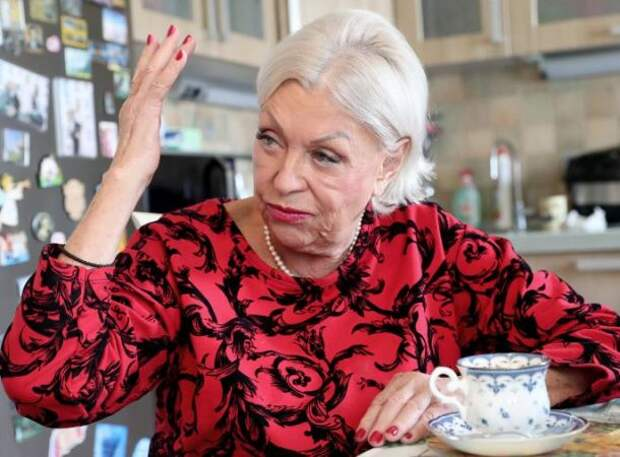 Людмила Поргина настаивает на пенсии в размере 150 тысяч