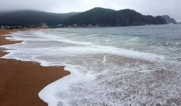 Проезд перекрыт: большая стройка началась наберегу моря воВладивостоке