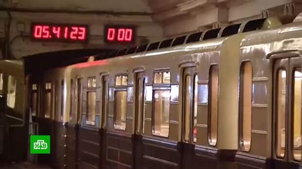 Парад составов, марафон и выставки: Московский метрополитен празднует 86-летие