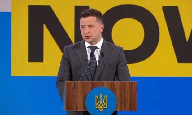 Зеленский высказался об отведении российских войск из Крыма