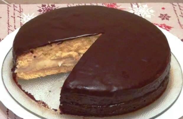 Торт Чародейка. Знакомый и любимый с детства десерт 6