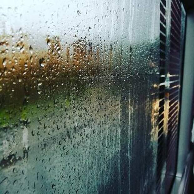 В московский регион пришёл рекордный  дождь