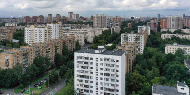 В Восточном округе в этом году проведут ремонт 129 фасадов жилых домов