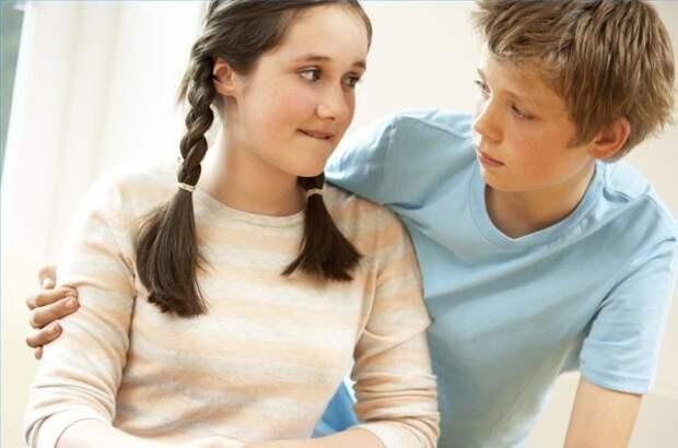 Как родителям пережить половое созревание своих детей