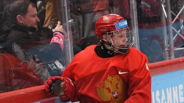 Наставник юниорской сборной России напророчил Мичкову большое будущее