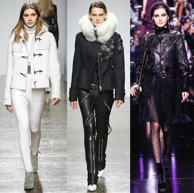 Женские куртки осень-зима 2017-2018
