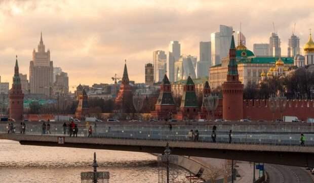 Москва стала одни из мировых лидеров по эффективности борьбы с пандемией