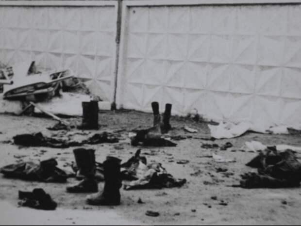 Катастрофа 20 мая 1989 года в Алма-Ате катастрофа, факты