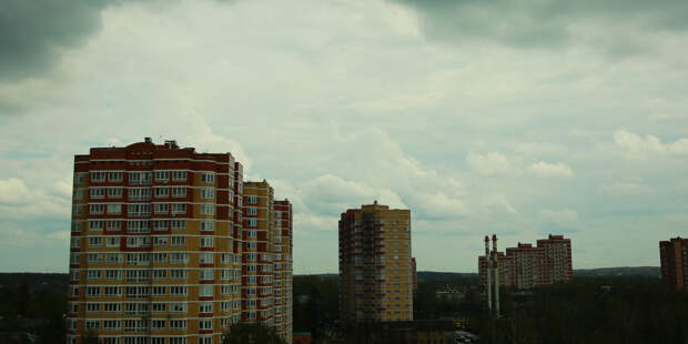 Москвичам предсказали прохладное начало лета