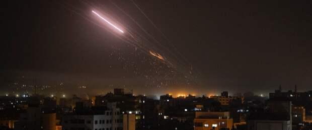 Воздушные и наземные силы армии Израиля начали атаку в секторе Газа