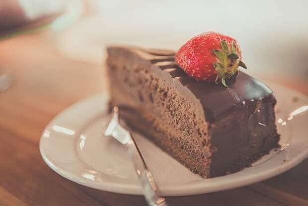 Торт, Шоколад, Шоколадный Торт