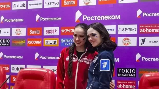 В ФФККР подтвердили отсутствие Загитовой и Медведевой в составе сборной