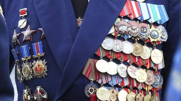 Наркоманы под предлогом поздравления ограбили ветерана ВОВ в Петербурге